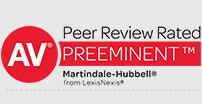 Martindale-Hubbell® Peer Review Ratings™