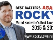 Rocky McElhaney Best Matters. Again. National Ad Campaign
