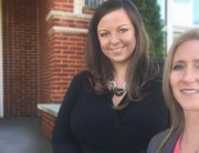 Attorneys Jill Draughon and Ali Toll of the Rocky McElhaney Law Firm