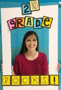 2015 Scholarship Winner - Nicole Goldbaugh