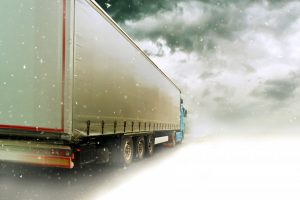 Stay Safe This Winter – Sharing the Road with Semi-Trucks
