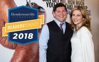 Rocky McElhaney Voted Best Lawyer Hendersonville Lifestyle Readers' Choice