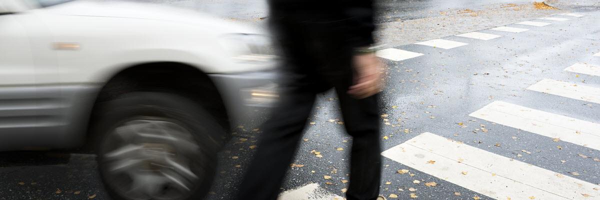 Pedestrian accidents Nashville TN