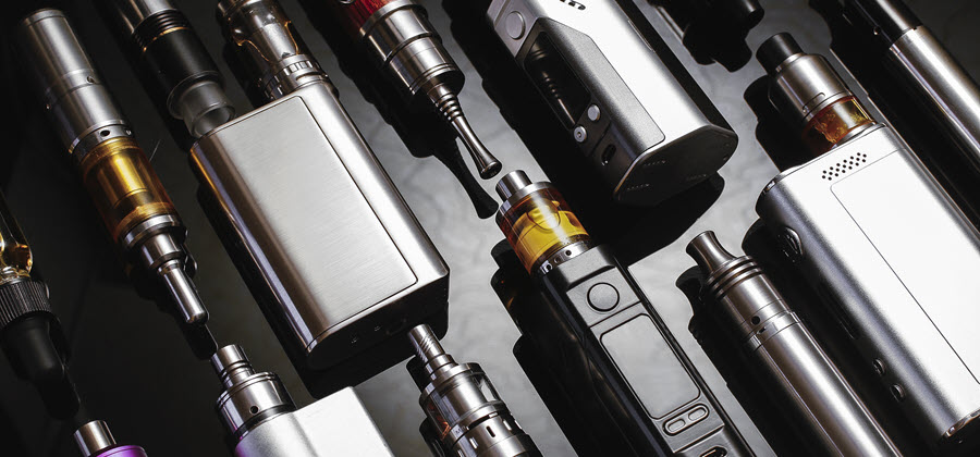 AMA Pushes for Ban on E-cigs and Vaping Products