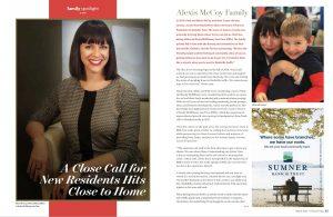 Fairview Plantation Magazine, Alexis McCoy, Rocky McElhaney Law Firm
