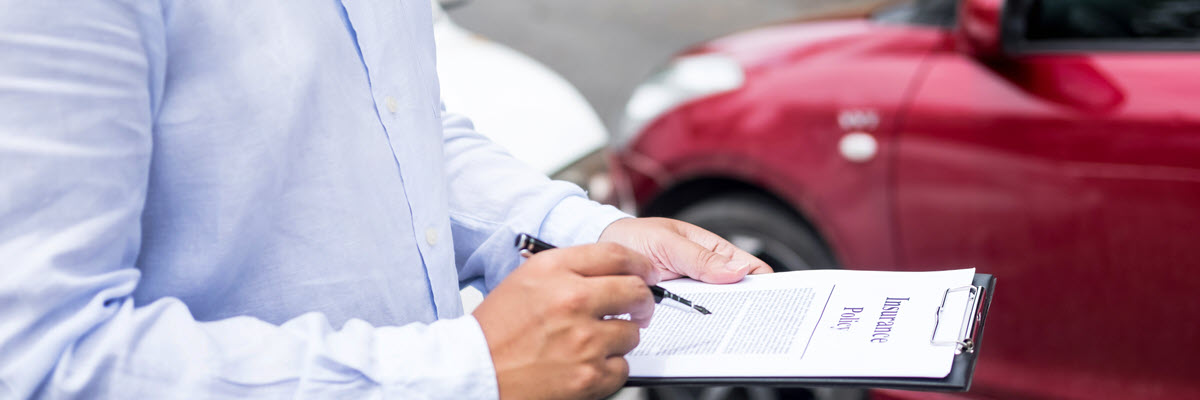 Dealing With an Auto Insurance Adjuster