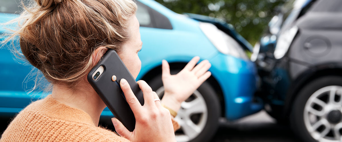 recorded statement to the insurance company car accident