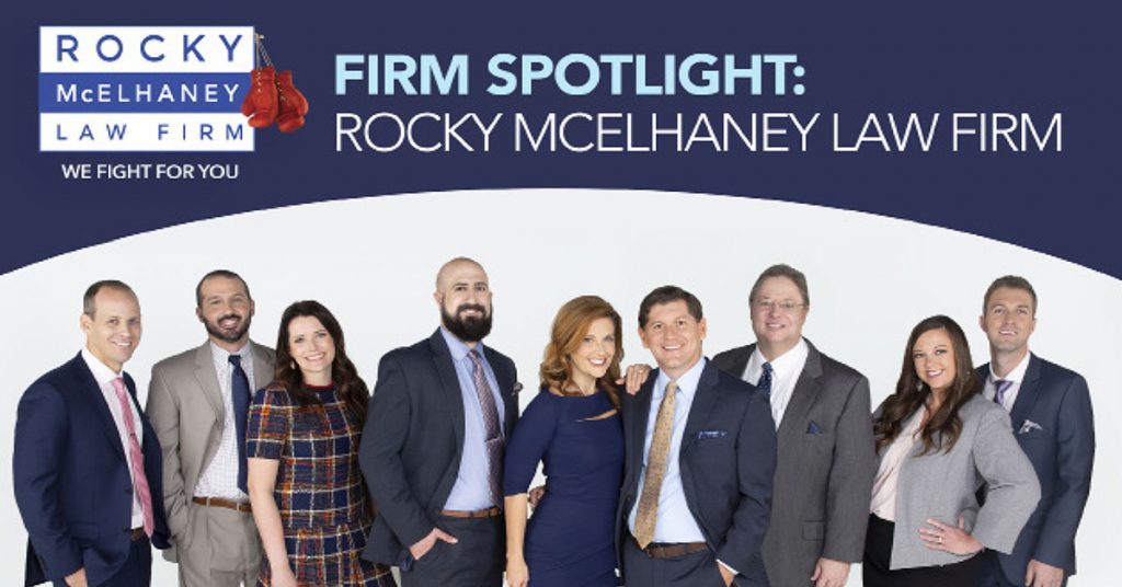 Rocky McElhaney, (TTLA) Tennessee Trial Lawyers Firm Spotlight