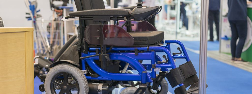 Motorized Wheelchair Safety