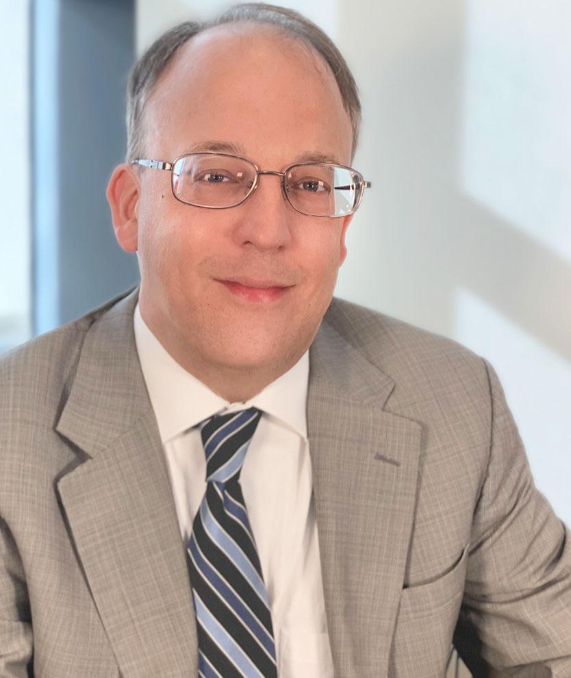Keith Edmiston - Intake Attorney, Rocky McElhaney Law Firm