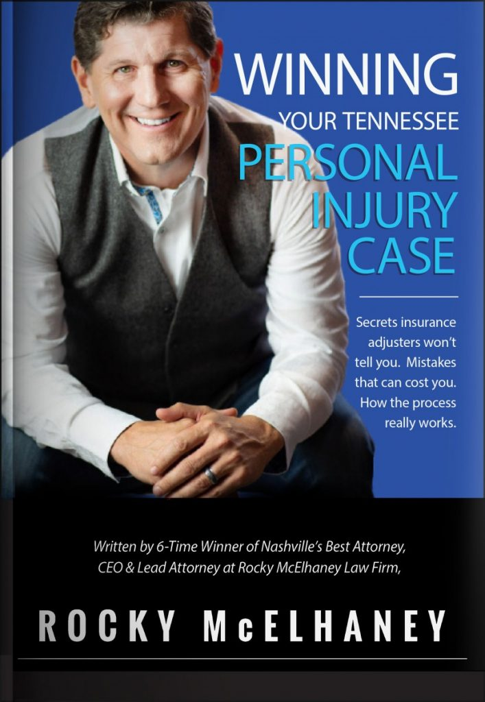 Winning Your Tennesse Personal Injury Case