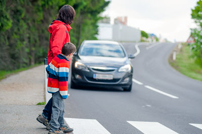 Pedestrian accident Nashville TN