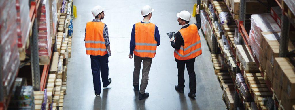 Warehouse worker injury Amazon